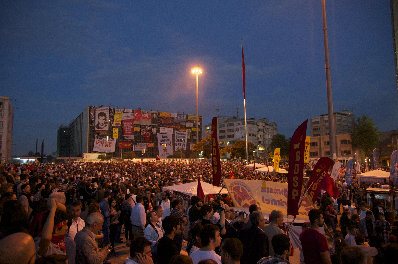 Gezi Park 7